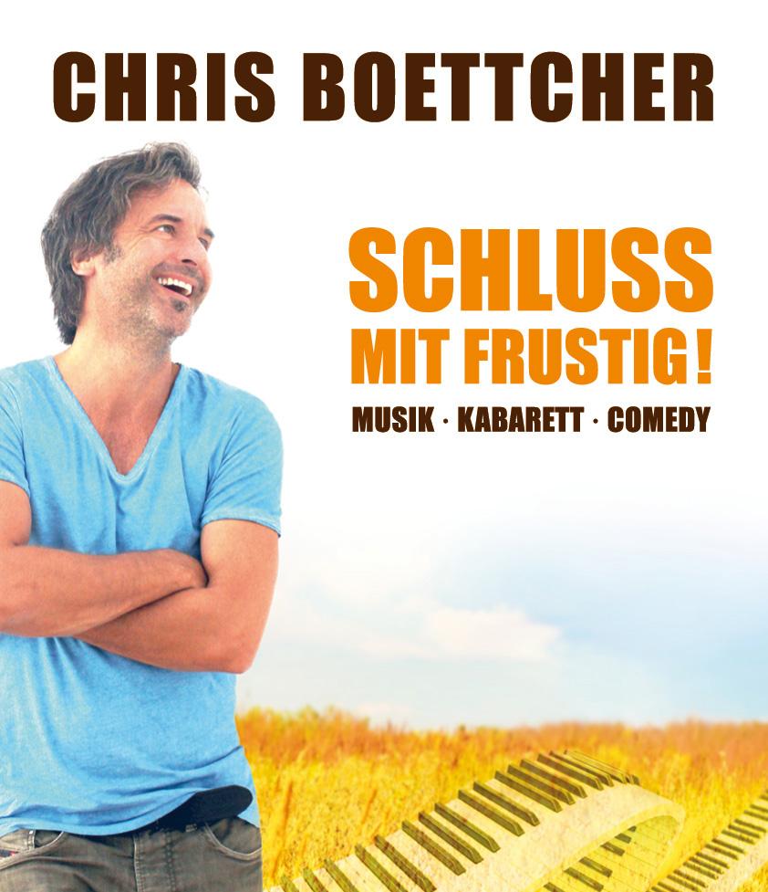 Chris Böttcher Termine 2021